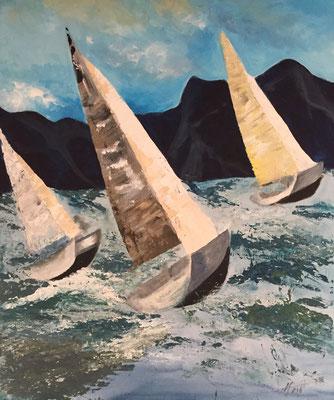 Acryl, 50 x 60 cm, 2016
