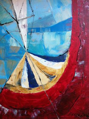 Acryl, 60 x 80cm, 2012, not available