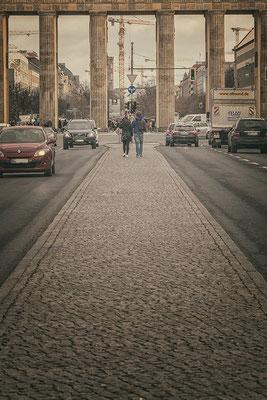 21.02.2017 - Street-Foto auf der Straße des 17.Juni