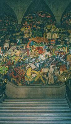 Palacio Nacional - México City