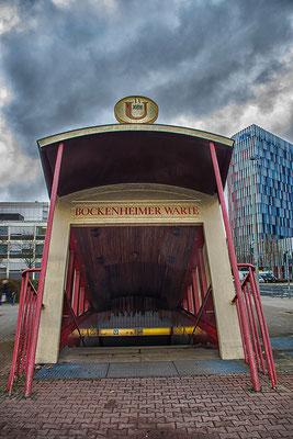 U-Bahnhof Bockenheimer Warte