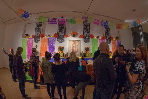 Im Museum für Sepulkralkultur 2017