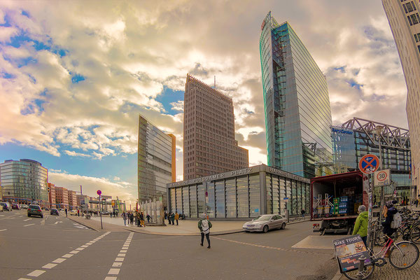 21.02.2017 - Am Potsdamer Platz