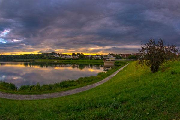 Twistesee (Gemeinde Wetterburg Ortssteil Bad Arolsen) 2020