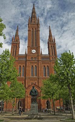 Marktkirche  2012