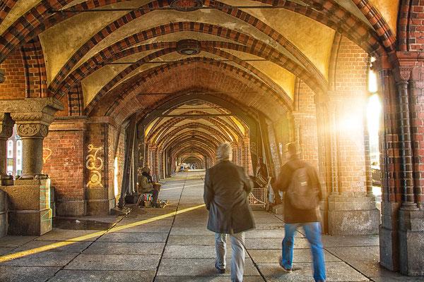 21.02.2017 - Oberbaum Brücke Berlin