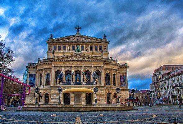 Alte Oper am Opernplatz