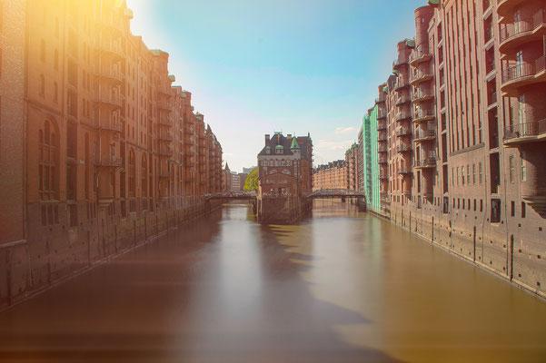 2018 -  Wasserschloss in der Speicherstadt