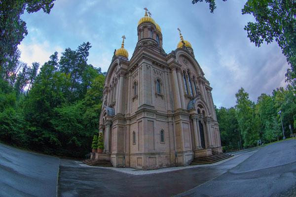 Russisch Orthodoxe Kirche 2018