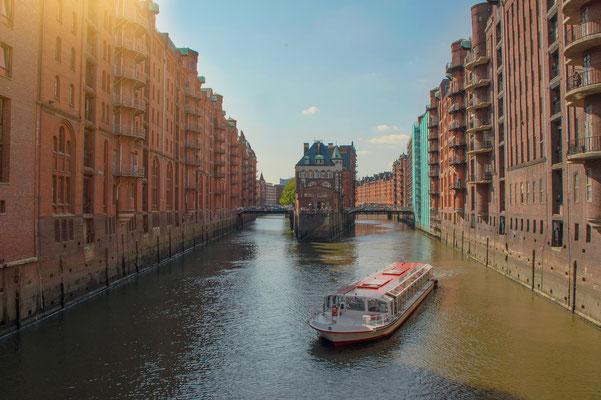 2018 -  - Wasserschloss in der Speicherstadt