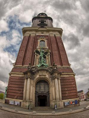 03.05.2017 - Hamburg  St. Michaelis Kirche