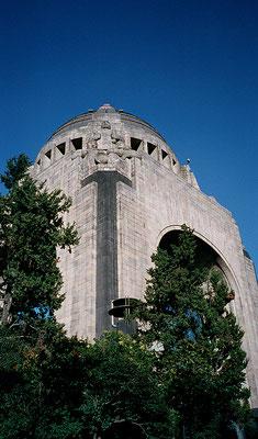 Monumento a la Revolución - México City