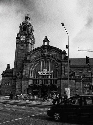 Hauptbahnhof  2012