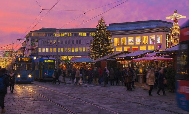 Kassler Weihnachtsmarkt 2016