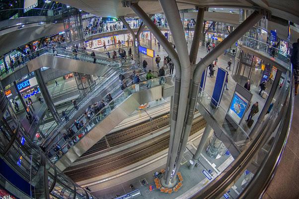 21.02.2017 - Am Hauptbahnhof
