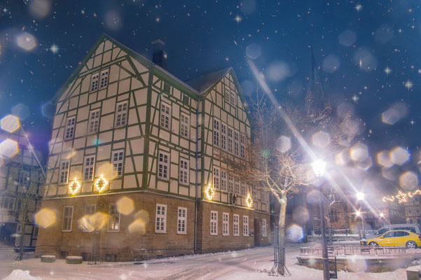 Mengeringhausen (Ortsteil Bad Arolsen) Weihnachtszeit 2017