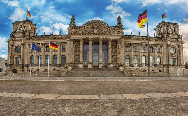 21.02.2017 - Reichstagsgebäude