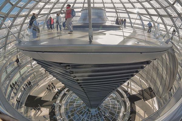 21.02.2017 - Reichstagsgebäude (Kuppel)