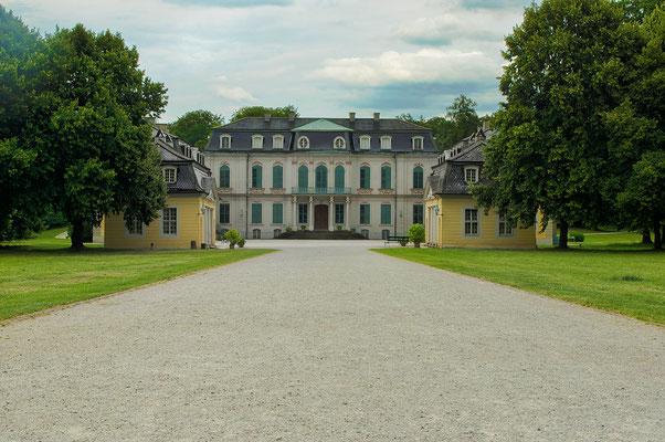 Schlosshotel Wilhelmsthal in Calden (Gemeinde Kassel)
