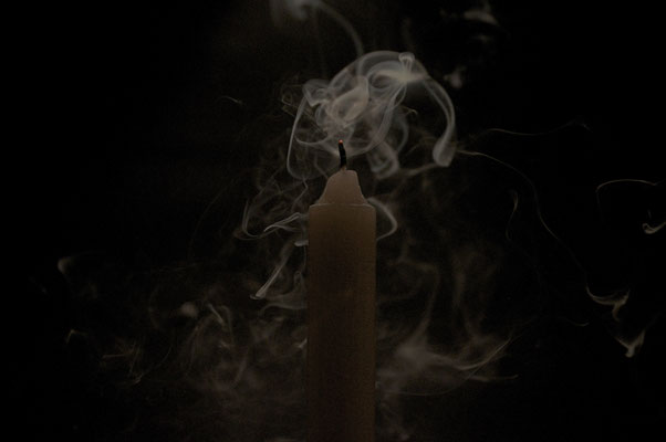 The Candle I