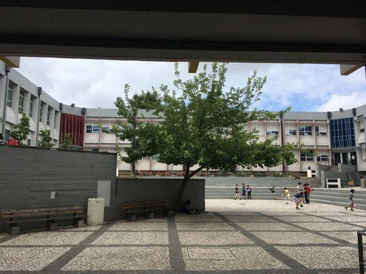 ISCTE-IULのキャンパス(一部)