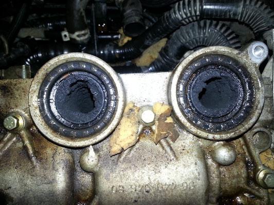 Luftmangel Ford Motor