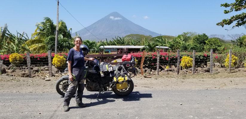 the island of Ometepe, Nicaragua