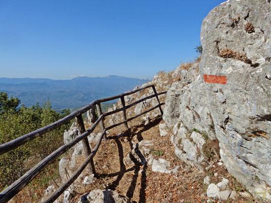 Monte Costa Palomba, 1125 metri s.l.m