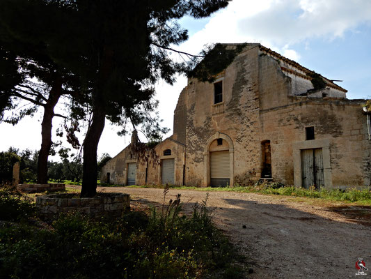 L'antica Masseria Melodia, restaurata nel 1886