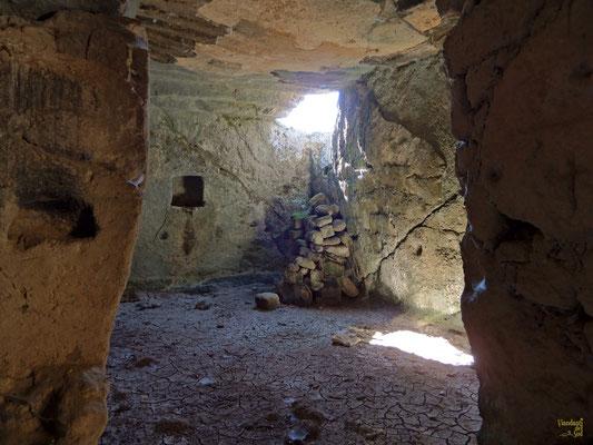 Affascinanti luoghi rupestri