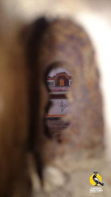 La chiesetta nascosta di Masseria Beltrani