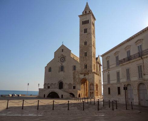 La cattedrale di San Nicola il Pellegrino, del 1200