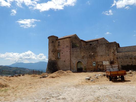Il castello baronale del 1500