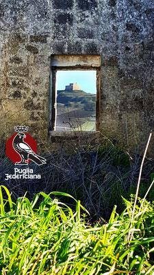 Una finestra quasi magica.. Il castello è li! manca poco..
