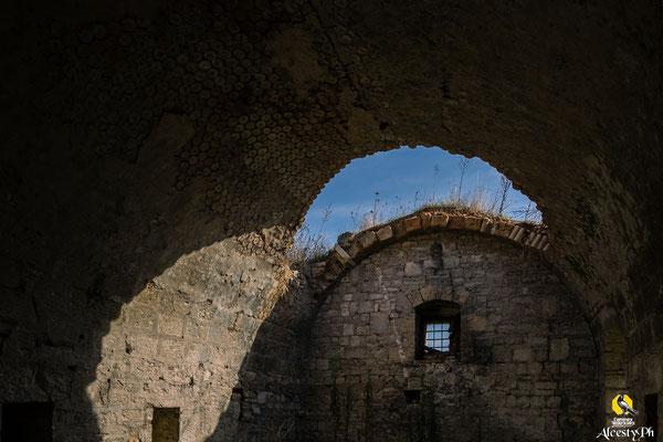 Il lamione è il locale coperti dello jazzo, con volta in pietra o in travi di legno. Erano utilizzati per ricovero di animali e persone, ma spesso anche per la lavorazione del latte. Infatti in questi ambienti si trovano anche alcuni grandi focolari