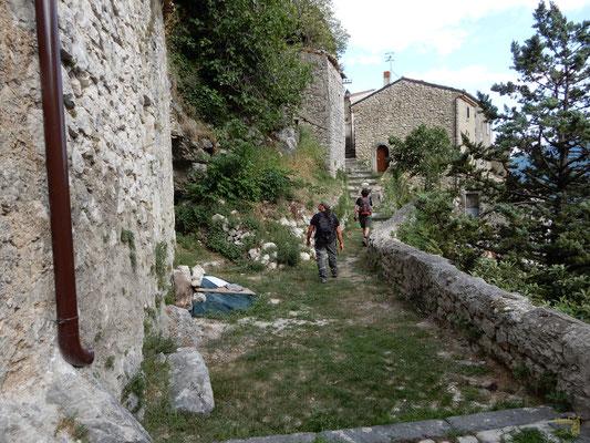 Castelnuovo al Volturno, frazione di Rocchetta al Volturno