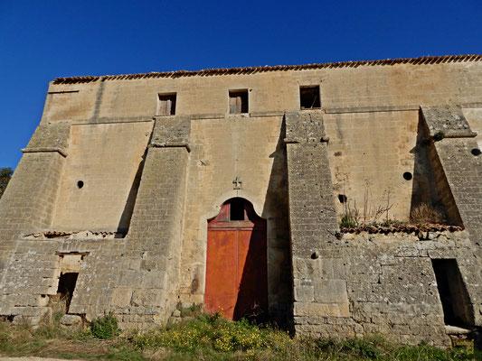 Masseria Viti Grottelline, di proprietà dei Templari dal 1197 d.C. al XIV sec.