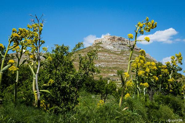 Sotto la Rocca del Garagnone