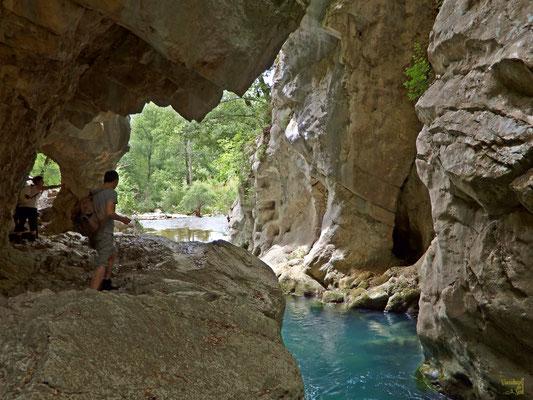 Il torrente Sammaro è uno dei principali subaffluenti del fiume Calore nel quale arriva dopo esser confluito nel Ripiti