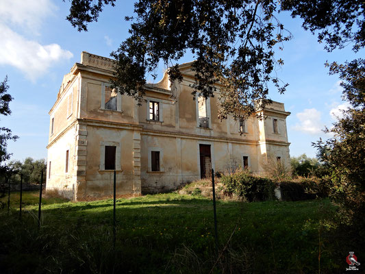 Villa Melodia, XIX sec