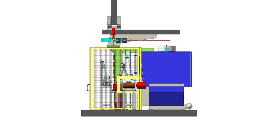 automazione industriale meccanica di precisione