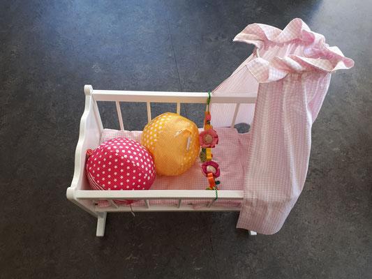 Puppenwagen / Babyballs Eva Lou