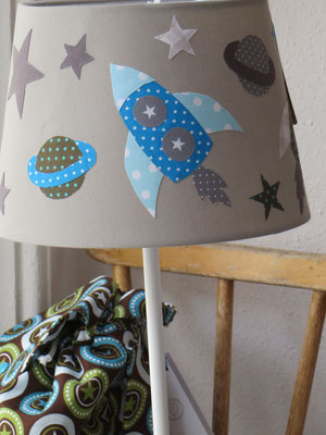 Hand Made Lamp - Luckypiece - 85,-