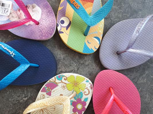 Havainas Ipanema Flip Flops
