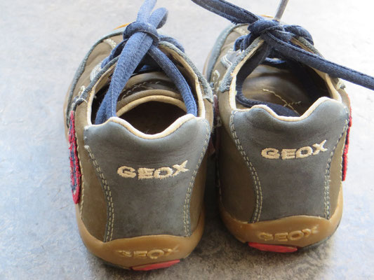 Geox Shoes - 21 - 22,50 Chf Kinder Second Hand Zürich