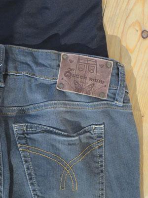Jeans - Queen Mum - 36/38 - 60,- Maternity Zürich