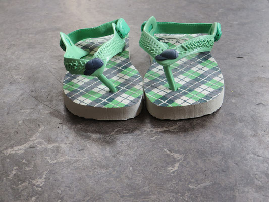 Flip Flops - Havainas - 19 - 11,50 chf - Kinder Second Hand Zürich