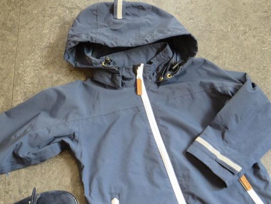 Mini Rodini Rain Coat - 5Y - 54,-