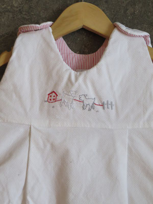 Baby Duvet - Jacadi - 0-6 Mo - 44.50 chf - Second Hand Zürich