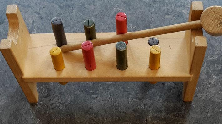 vintage Hammer Spiel aus 70 ger 59,-